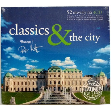 Classics & The City 4CD 2014r Nowa