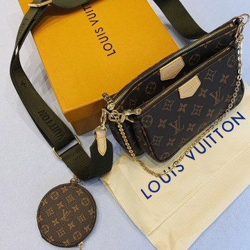 Torebka Multi Pochette Louis Vuitton