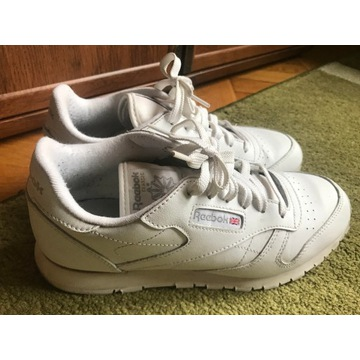 REEBOK - CLASSIC LEATHER – INFANT & TODDLER