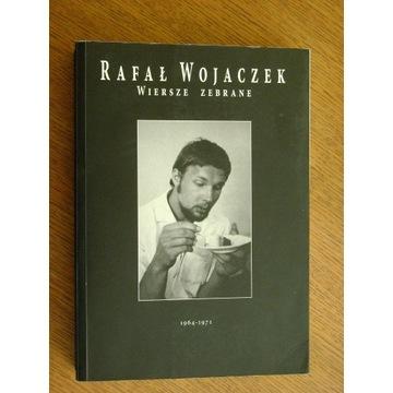 Rafał Wojaczek, Wiersze zebrane 1964-1971