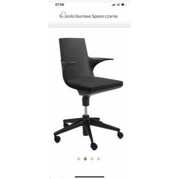 Krzesło biurowe Kartell Spoon