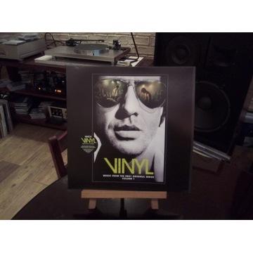 VINYL- MUSIC FROM THE HBO.  RAZ GRANA !!! 2X WINYL
