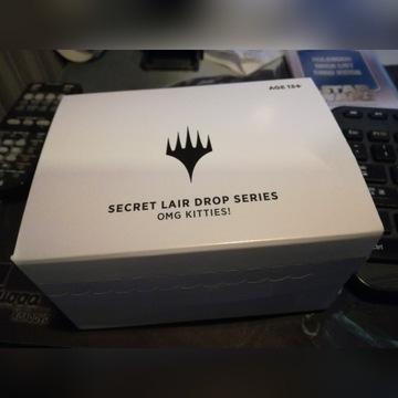 Secret Lair - OMG KITTIES! - Magic - FABRYCZNY!