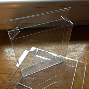 Game Boy   Clear Plastic Box Protector   x2