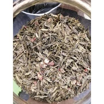 Herbata zielona Truskawki w Śmietanie 100g