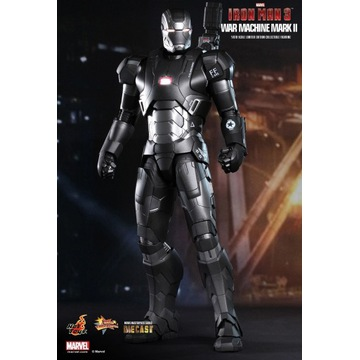 Sideshow Hot Toys Iron Man War Machine MK2 DIECAST