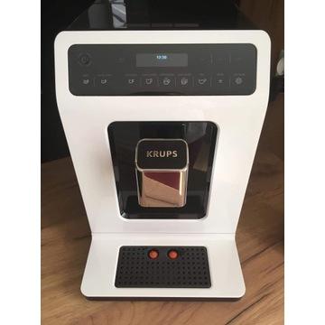 Ekpress do kawy KRUPS EA 8900, jak nowy!
