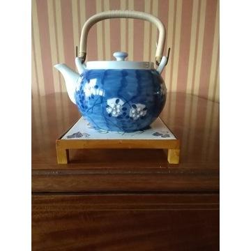 Japoński imbryczek do herbaty