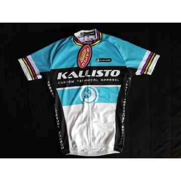 Koszulka kolarska rowerowa Kallisto (S) Woman Nowa