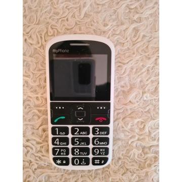 Telefon dla seniora, duze klawisze, latwy w uzyciu