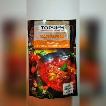 Zaprawa pomidorowa (Ukraina) 240g