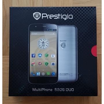 Telefon Prestigio MultiPhone 5508 Duo, ideał