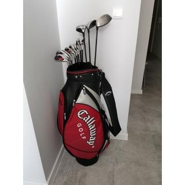 callaway zestaw kiji golfowych