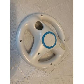 Oryginalna Kierownica Nintendo Wii RVL-024 White