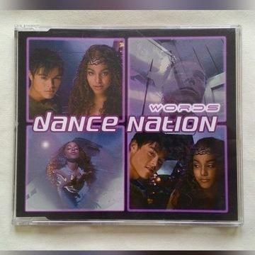 Dance Nation - Words