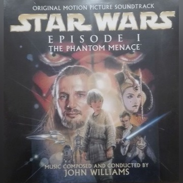 Star Wars Episode 1 The Phantom Menace Soundtrack