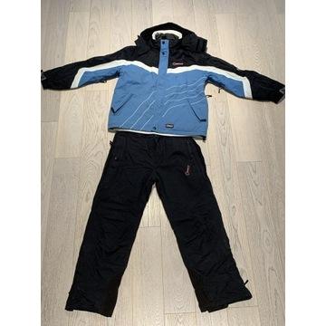 Kpl narciarski Tyrolia rozm. L kurtka spodnie