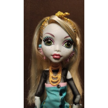 Monster High Lagoona Blue School's out