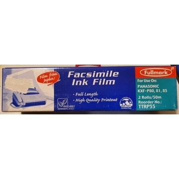 Folia do faxu Panasonic TTRP55 zamiennik Fullmark