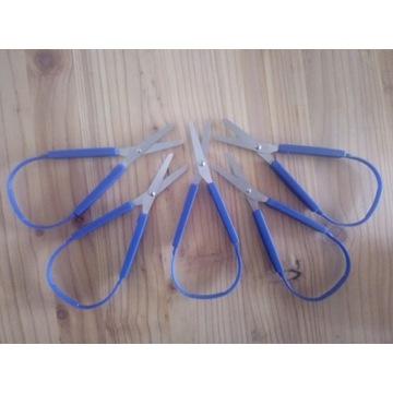 Nożyczki montessori pierwsze nożyczki