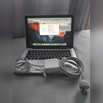 MacBook Pro 13' 2011 (A1278) i7/16GB/SSD512+HDD512