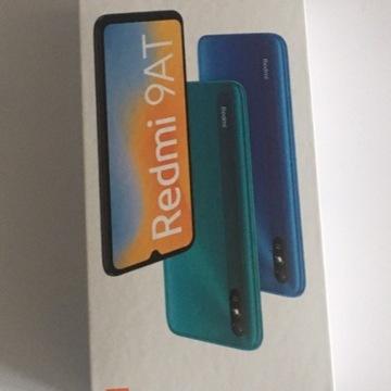 Smartfon Xiaomi Redmi 9AT Szary