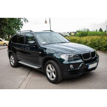 BMW X5 (E70) 3.0 d 281 KM (210KW)