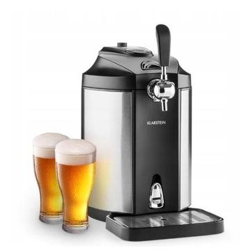 Nowy Skal Urządzenie do schładzania piwa z CO²