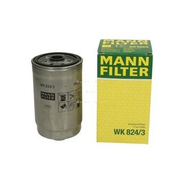 Mann Filter WK 824/3=PP 979/4