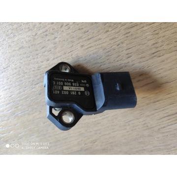 VW audi czujnik ciśnienia doładowania 038906051C
