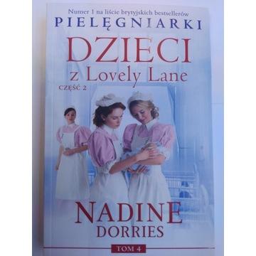 Pielęgniarki Dzieci z Lovely Lane książka cz 2