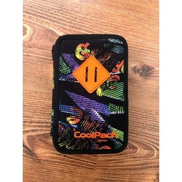 Piórnik dwukomorowy Coolpack idealny bez wyposaż