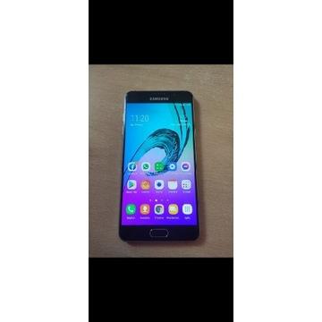 Samsung Galaxy A5 (2016), SM-A510F, złoty