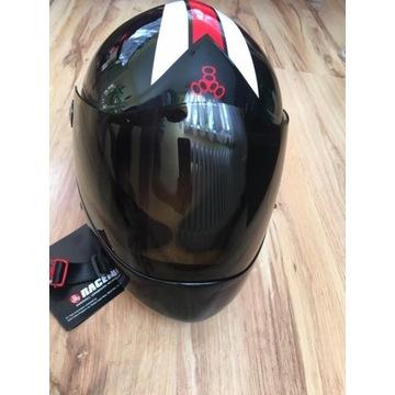 T8 Racer downhill longboard helmet