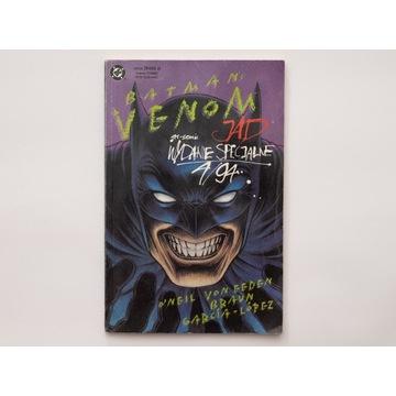 Batman Venom / Jad Tm-Semic Wydanie Specjalne 4/94
