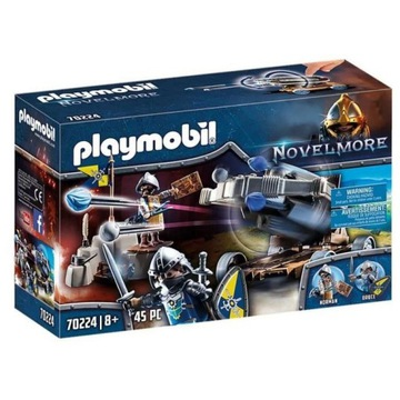 PLAYMOBIL 70224 wodna balista Nevermore Promocja