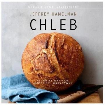 Chleb.Techniki wypieku,przepisy,wskazówki-Hamelman