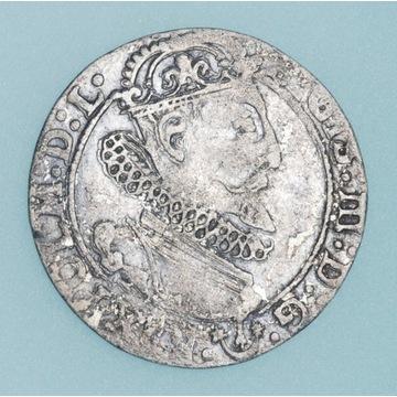szóstak 1623, Kraków  stara patyna