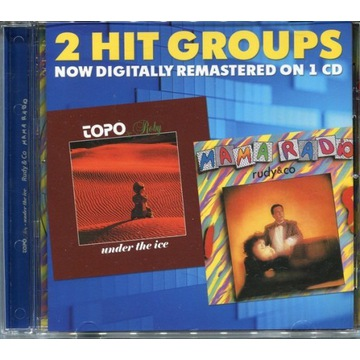 Topo & Roby, Rudy & Co. Under The Ice / Mama Radio