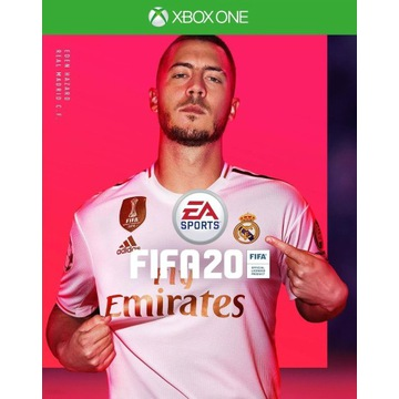 FIFA 20 XBOX ONE GRA ONLINE PL