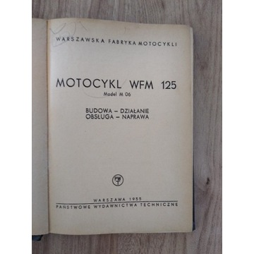 Instrukcja napraw wfm 1955