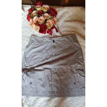 Spódnica damska szara 40 r