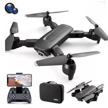 Dron F6 V12 2×kamera Full Hd Wifi FPV  Powrót