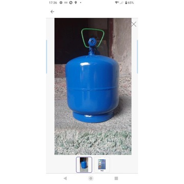 butla gazowa turystyczna propan butan 3kg