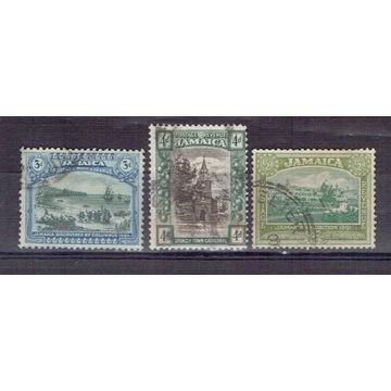 kolonie angielskie JAMAJKA