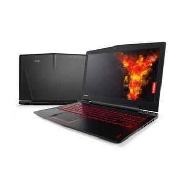 Lenovo Legion y 520 jak NOWY - laptop gamingowy