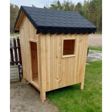 Wykonam domek drewniany dla dzieci
