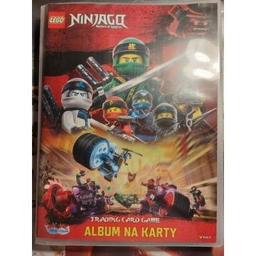 Album na karty LEGO NINJAGO 265 szt.