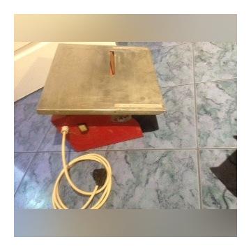 Przecinarka Elektryczna Stolikowa na mokro-sucho