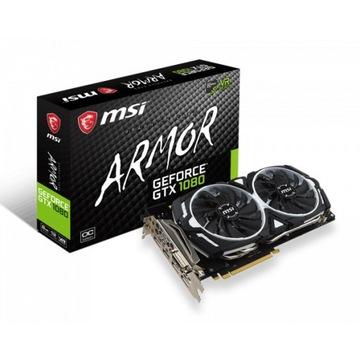 MSI GeForce GTX 1080 8GB ARMOR